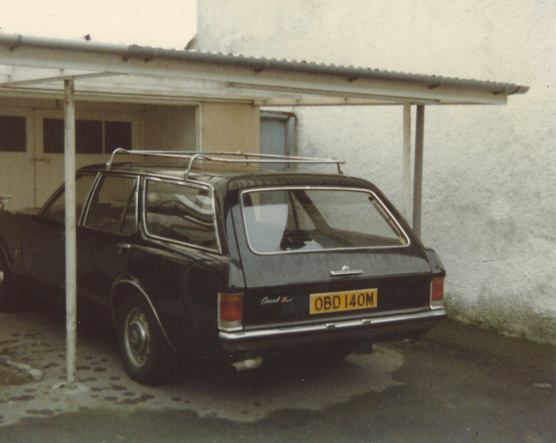 1972 hearse